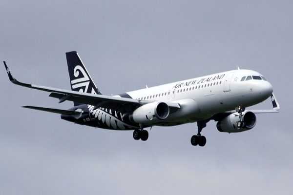 Air New Zealand ZK-OXB Airbus A320-232 photo by Noel Jones