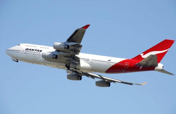 Quantas Airliner